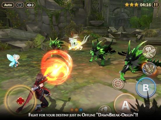 Dawn Break -Origin- Premium Screenshots