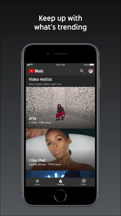 YouTube Music screenshot-3