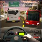 Highway Bus Simulator 3D icon