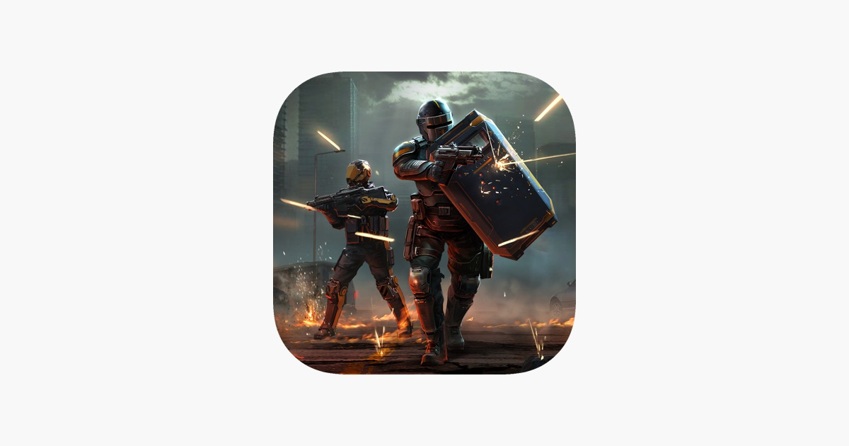 Modern Combat 5 on the App