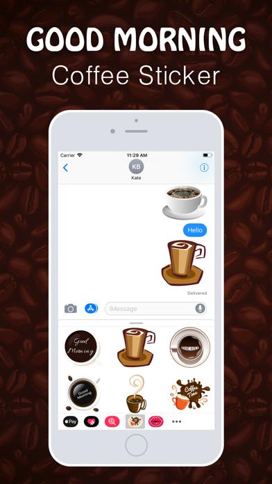 Good Morning Coffee Emojis | App Price Drops