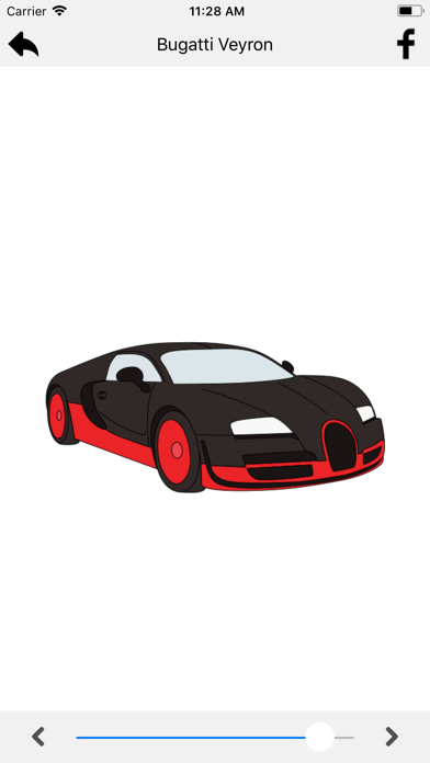 Draw Sport and Retro Cars screenshot 4