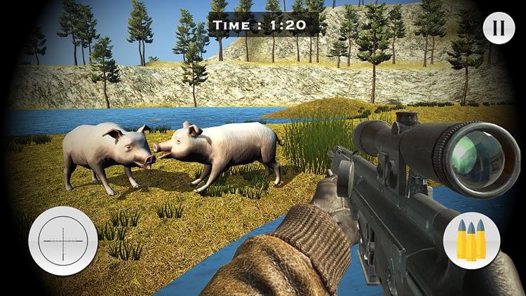Island Animal Survival Hunter screenshot-3
