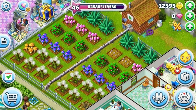 My Hospital: Build. Farm. Heal screenshot-6