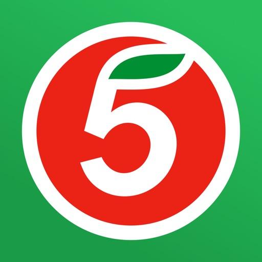 «Пятёрочка» — скидки и акции
