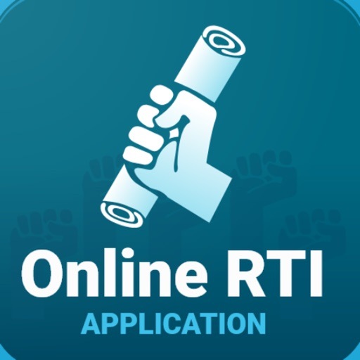 Online RTI Application icon