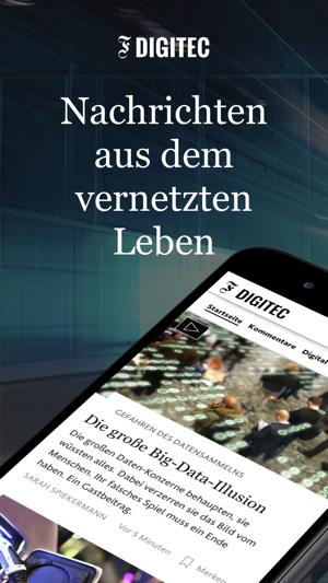 Daten-Schlagzeilen