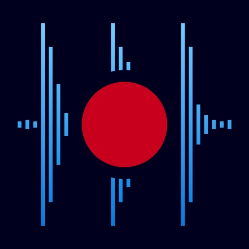 DJM-REC iOS App