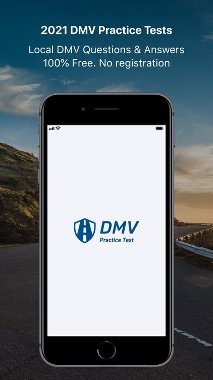 DMV Practice Test - All states