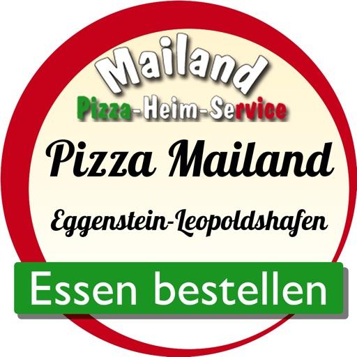 Pizza Mailand Eggenstein-Leopo