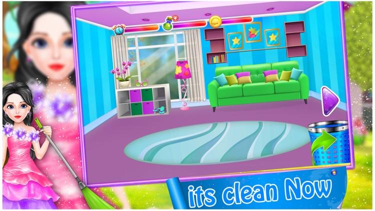 Sweet Baby Girl House Cleaning screenshot-3
