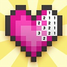 Pixelicious - Number Coloring icon
