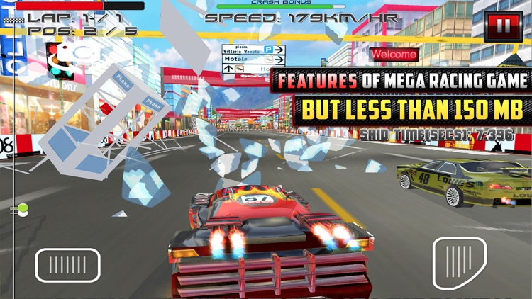 Racing Outlaws MMX Car Race screenshot-0