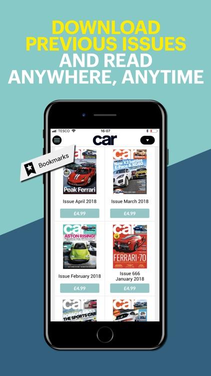 CAR Magazine - News & Reviews screenshot-8