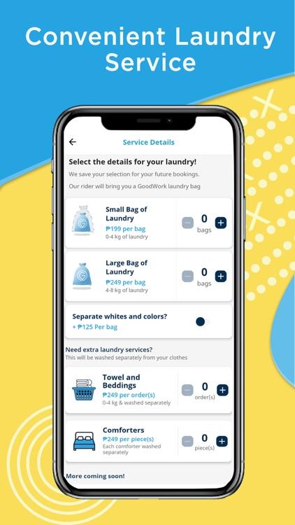 GoodWork.ph - Home Services screenshot-5