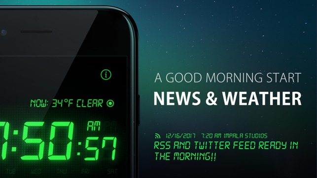 Alarm clock on the app store alarm clock on the app store thecheapjerseys Gallery