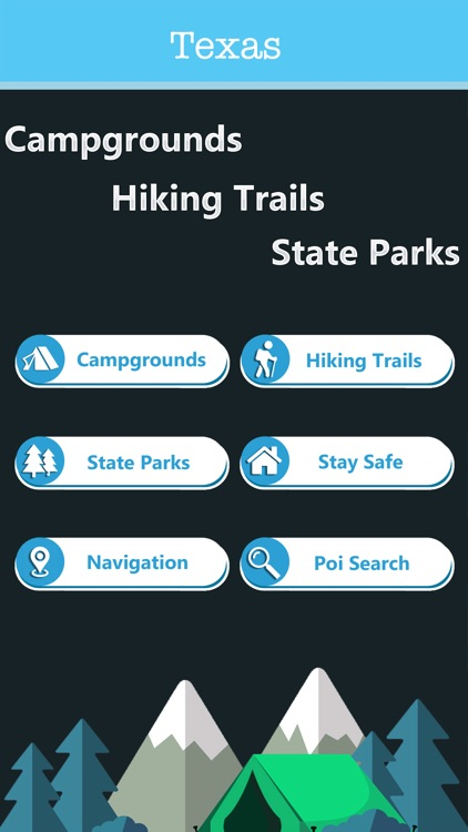 Texas Camping & State Parks