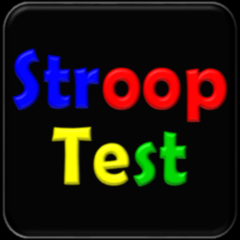 Stroop Test for Research