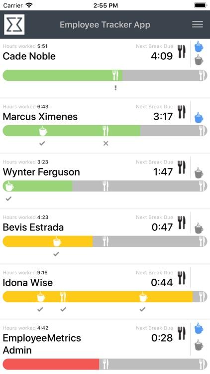 Employee Tracker App screenshot-5