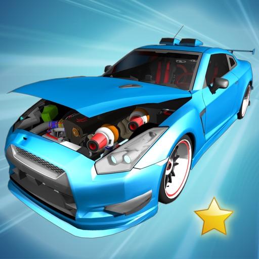車を修理する: ガレージウォ