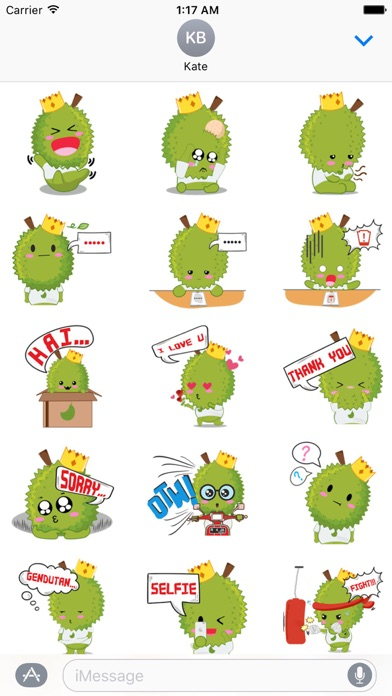 Durian The King Of Fruits Screenshot