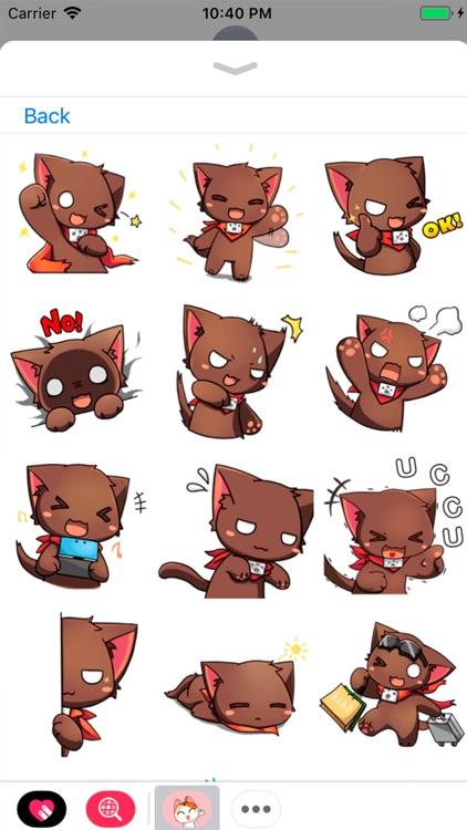 Dozen Cat Stickers screenshot-3