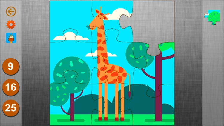 Baby games puzzle for boys 2