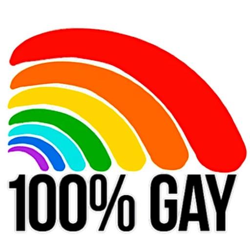 Funny LGBT Pride Sticker