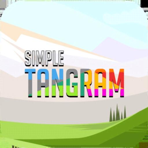 Simple Tangram 2021 icon