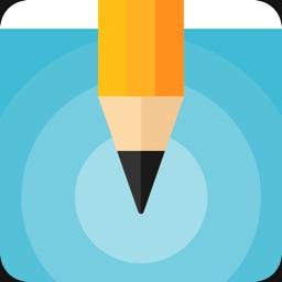 Drawing - Draw Desk, Paint Art