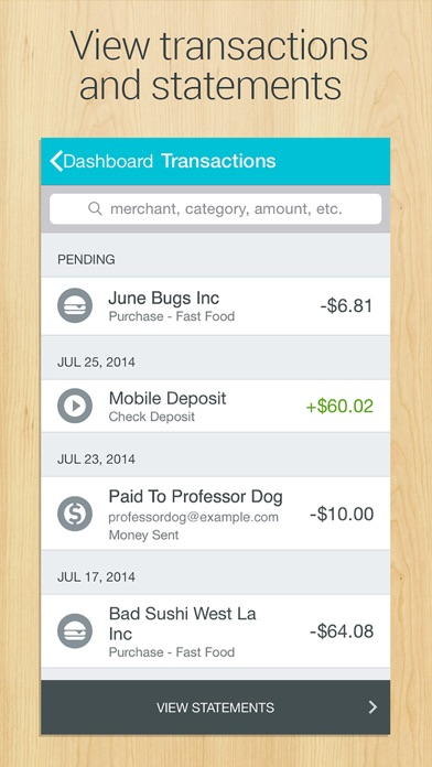 Screenshot for GoBank - Mobile Banking in United States App Store