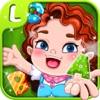 蕾昔学院-观察力学习能力提升宝宝学英语ABC