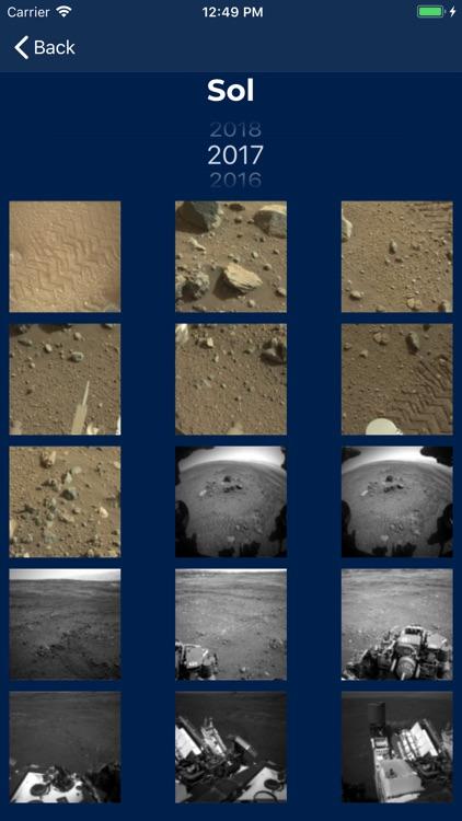 NASA Be A Martian screenshot-5