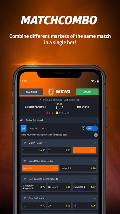 Betano - Online Betting screenshot-5