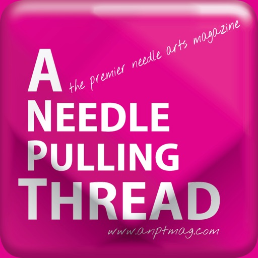 A Needle Pulling Thread icon