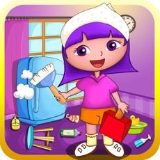 小公主安娜家务小游戏-单机打扫卫生游戏大全