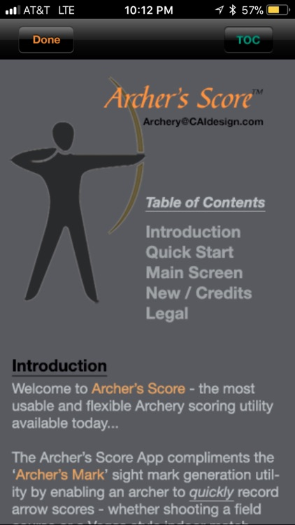 Archer's Score screenshot-4