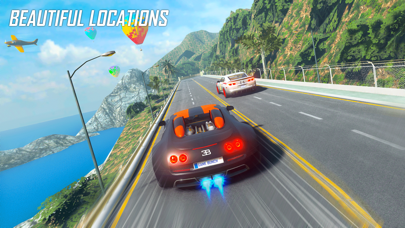 Screenshot from Crazy for Race