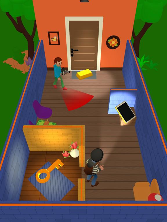 Rob Master 3D screenshot 12