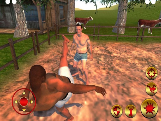 Knockout Fight: World Wrestlin screenshot 4
