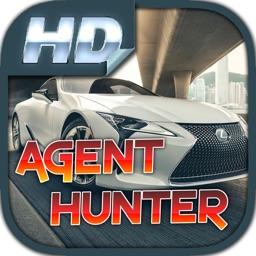 Agent Hunter Game