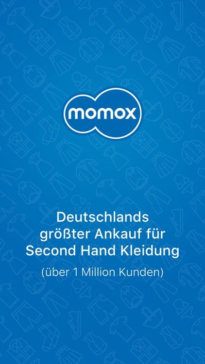 momox Kleidung verkaufen