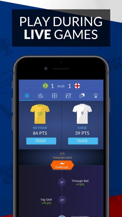 UFL World Fantasy Cup Soccer screenshot-0