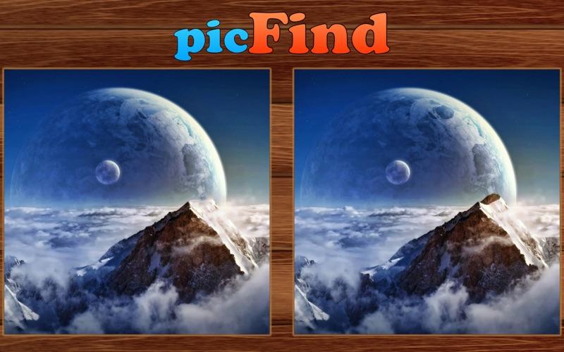 Find Different - picFind screenshot 1