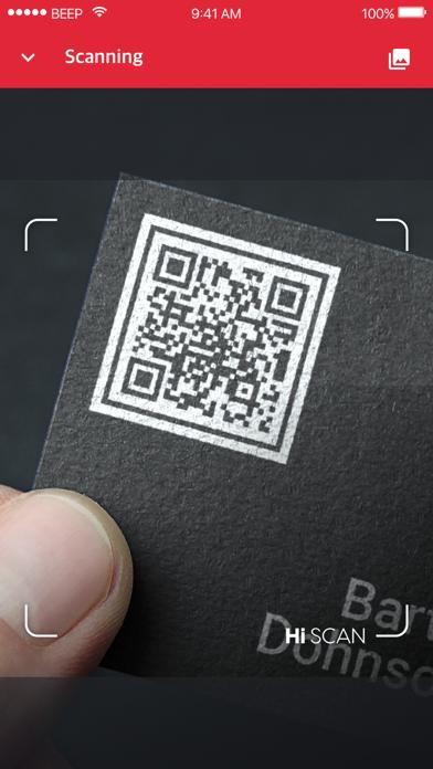 Hi SCAN - QR, Barcode Scanner screenshot three