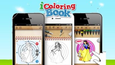 iColoringBook !!! Lite Скриншоты3