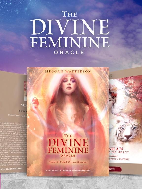 The Divine Feminine Oracle screenshot 6