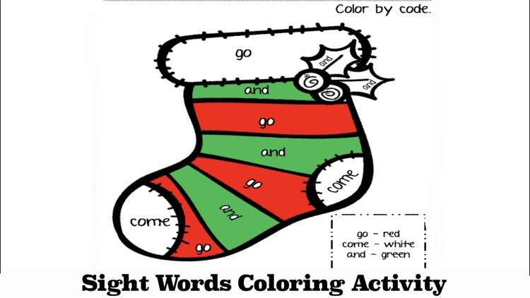 Sight Words Games & Activities screenshot-9