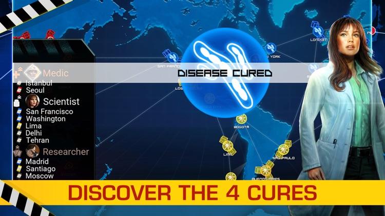 Pandemic: The Board Game screenshot-3