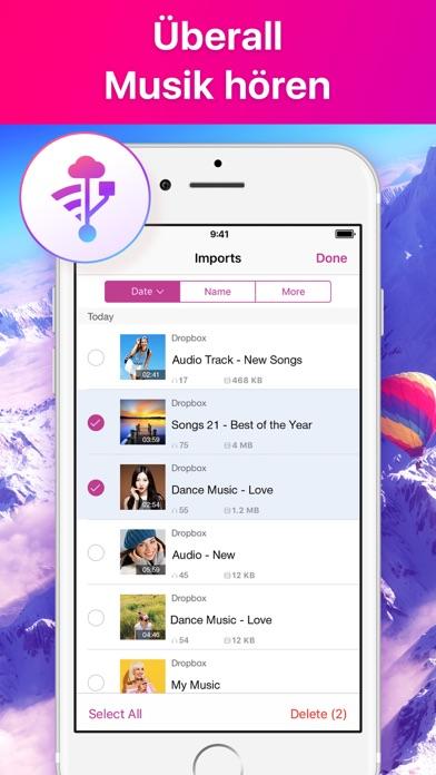 Screenshot for Musik Player Offline in Switzerland App Store